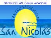 CENTRO VACACIONAL SAN NICOLAS