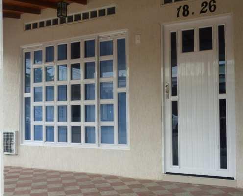 Vidrios cristales tamayo s a s medellin vitrocristales for Imagenes de ventanas de aluminio modernas
