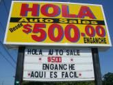 HOLA AUTO SALES