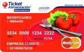 Ticket Alimentación - Accor Services