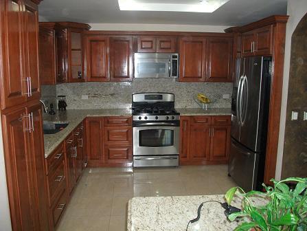 Cocinas integrales cocinas y maderas for Cocinas integrales de madera