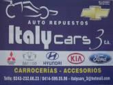 AUTO REPUESTOS ITALY CARS III C.A. (Promocion!!!)