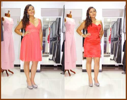 66b088cdd Alquiler vestidos cortos elegantes bogota - Elegante vestido de moda ...