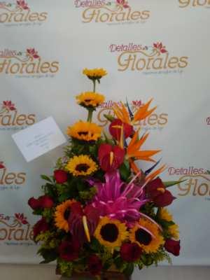 Floristeria Detalles Florales Medellin Aiyellow - Detalles-florales