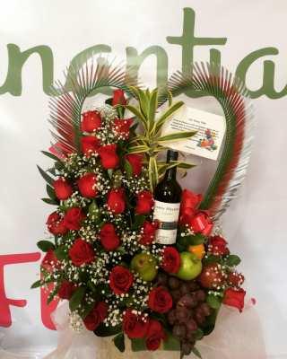 Floristeria Manantial De Flores Medellín Aiyellow
