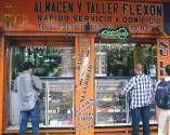 ALMACEN Y TALLER FLEXON