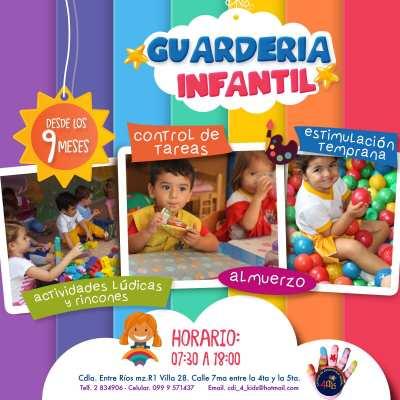 JARDÍN-GUARDERIA 4KIDS - Guayaquil - AiYellow