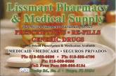 Lissmart Medical Supply, Inc.