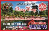 RESTAURANTE CHUNG WENG