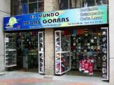EL MUNDO DE LAS GORRAS - ARTE EN BORDADOS - MERKATEX