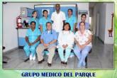 GRUPO MEDICO DEL PARQUE calidad oportuna y buen servicio