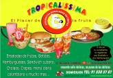 Tropicalissima madrid tropicalissima comida colombiana - Restaurante colombianos en madrid ...
