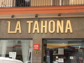 Pasteleria, confiteria, LA TAHONA
