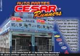 AUTO PARTES CESAR RUNNERS, C.A.