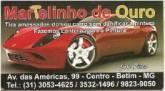 MARTELINHO DE OURO