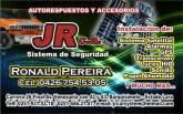 AUTOREPUESTOS Y ACCESORIOS JR C.A
