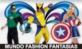 MUNDO FASHION FANTASIAS