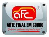 ARTE FINAL EM COUROS