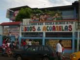 UNIDAD EDUCATIVA MUNDO AMERICA Y ESCUELA LIBROS & ACUARELAS