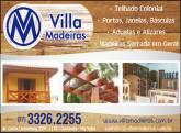 Villa Madeiras - Telhado Colonial