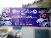 EL MUNDO DEL VOLKSWAGEN C.A.