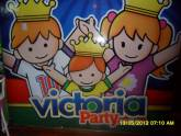 Victoria Party for Kids
