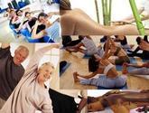 cursos de masajes y academia de baile
