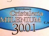 Cristalería Milenium 3001