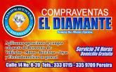 COMPRAVENTAS EL DIAMANTE