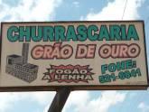 CHURRASCARIA GRÃO DE OURO
