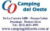 CAMPING DEL OESTE
