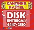 CANTINHO DO PASTEL