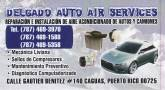 Delgado Auto Air Services