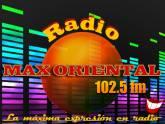 RADIO MAX ORIENTAL 102.5 FM STEREO