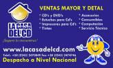 LA CASA DEL CD