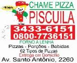 PIZZARIA PISCUILA