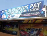 AUTOREPUESTOS P&Y C.A