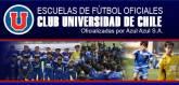 Escuelas de Futbol Universidad de Chile