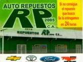 AUTOREPUESTOS RP 2005 C. A.