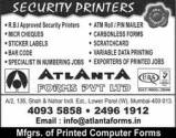 Atlanta Forms Pvt. Ltd.