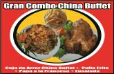 RESTAURANTE CHINA BUFFET