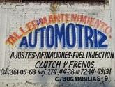 TALLER DE MANTENIMIENTO AUTOMOTRIZ