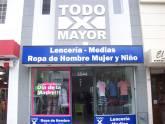 """"""" TODO X MAYOR """" Mayorista de Ropa"""