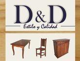 D&D-Muebles y Artesanias de Algarrobo