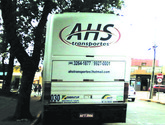 AHS TRANSPORTES