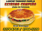 PIZZARIA LANCHES CAMPEÃO