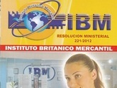 INSTITUTO TECNICO BRITANICO MERCANTIL IBM