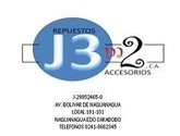 REPUESTOS Y ACCESORIOS J3M2 C.A.