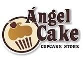 ANGEL CAKE. CUPCAKE STORE
