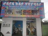 CASA DAS FESTAS